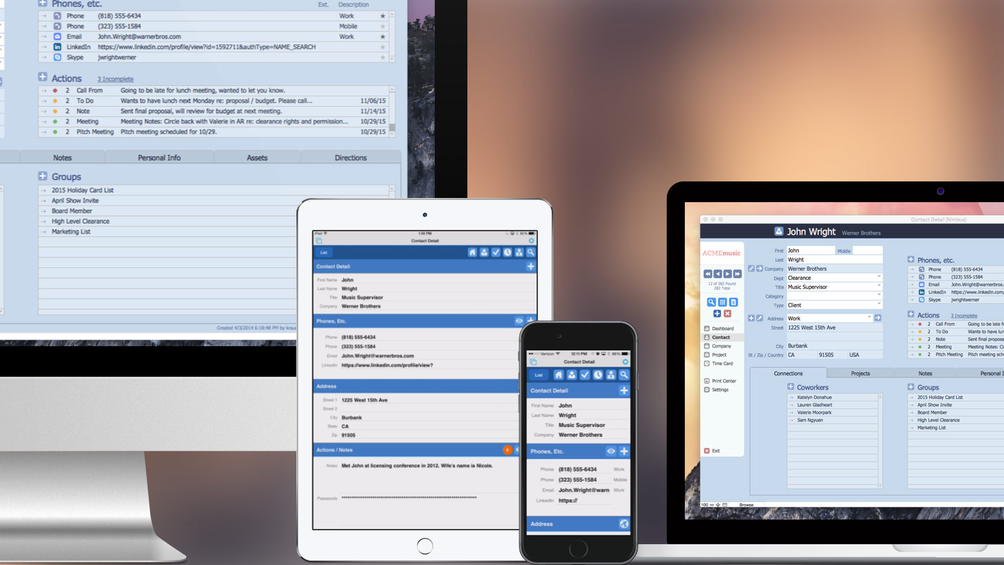 nimbus-crm-desktop-ipad-iphone-for-FileMaker-Pro